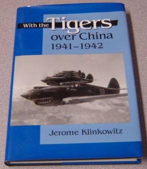 Image for With The Tigers Over China, 1941-1942