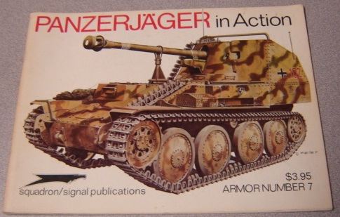 Image for Panzerjager in Action - Armor No. 7