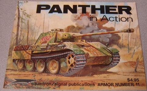 Image for Panther In Action - Armor No. 11