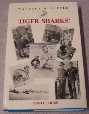 Image for Tiger Sharks! (The American Heroes Series)
