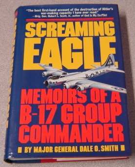 Image for Screaming Eagle: Memoirs of a B-17 Group Commander
