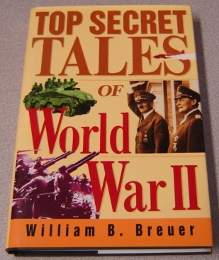 Image for Top Secret Tales of World War II