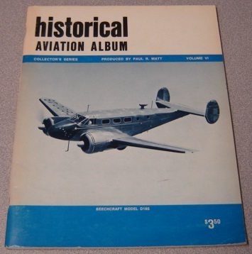 Image for Historical Aviation Album, Volume VI (Collector's Series)