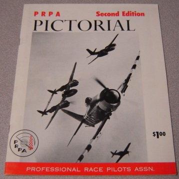Image for Professional Race Pilots Assn. (PRPA) Pictorial, Second Edition