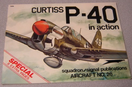 Image for Curtiss P-40 In Action - Aircraft No. 26