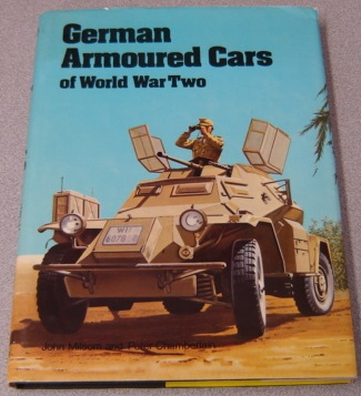 Image for German Armoured Cars of World War II