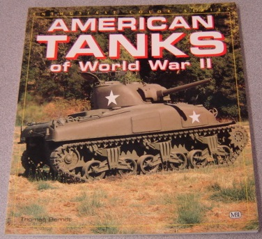 Image for American Tanks of WWII (Enthusiast Color)