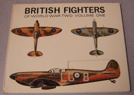 Image for British Fighters Of World War Two, Volume One