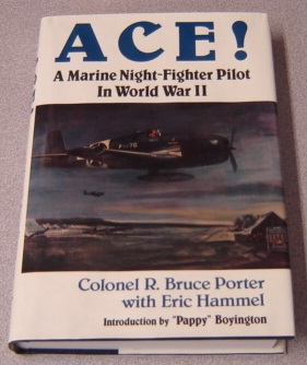 Image for Ace! A Marine Night-Fighter Pilot in World War II