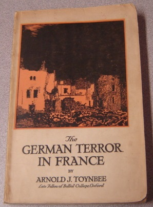 Image for The German Terror In France