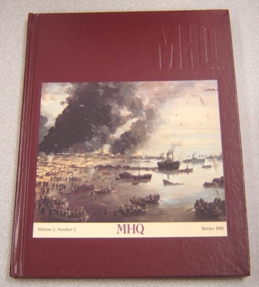 Image for MHQ: The Quarterly Journal of Military History, Vol. 3 #2, Winter 1991