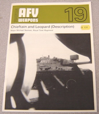 Image for Chieftain and Leopard (Description) (AFV/Weapons Profile #19)