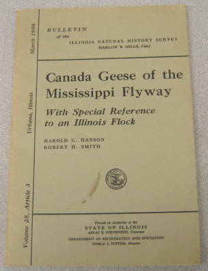 Image for Canada Geese Of The Mississippi Flyway:  With Special Reference to an Illinois Flock (Illinois Natural History Survey Division Bulletin)