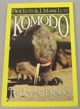 Image for Komodo, the Living Dragon