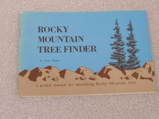 Image for Rocky Mountain Tree Finder: A Manual For Identifying Rocky Mountain Trees
