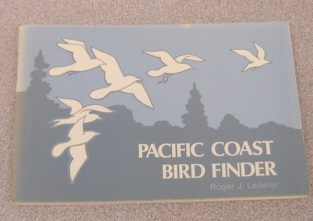 Image for Pacific Coast Bird Finder:  A Pocket Guide to Some Frequently Seen Birds