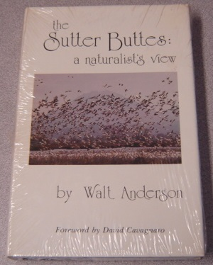Image for The Sutter Buttes: A Naturalist's View