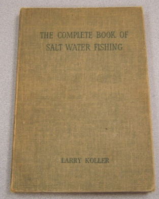Image for The Complete Book Of Salt Water Fishing