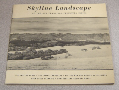 Image for Skyline Landscape Of The San Francisco Peninsula Cities: A Look At Environmental Quality