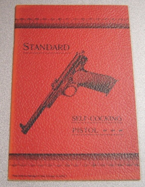 Image for Standard Self-cocking Pistol
