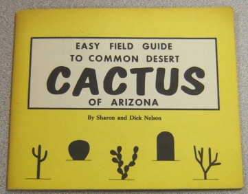 Image for Easy Field Guide to Common Desert Cactus of Arizona