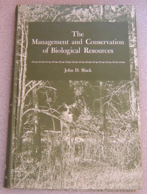 Image for The Management And Conservation Of Biological Resources