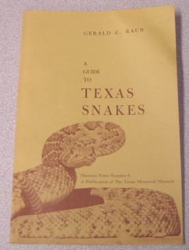 Image for A Guide to Texas Snakes