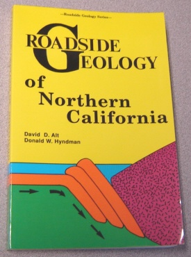 Image for Roadside Geology of Northern California (Roadside Geology Ser.)