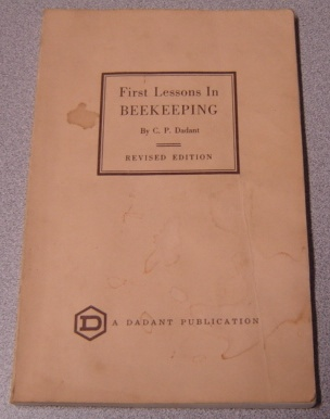 Image for First Lessons In Beekeeping, Revised Edition
