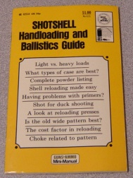 Image for Shotshell Handloading And Ballistics Guide (Petersen Spotlite Books #615)
