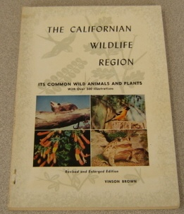 Image for The Californian Wildlife Region, Revised Edition