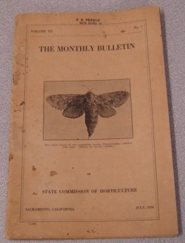 Image for The Monthly Bulletin, Volume III (3) #7, July 1914