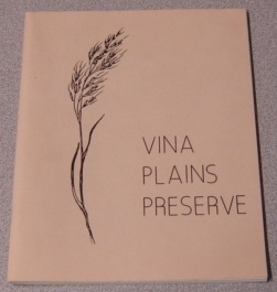 Image for Handbook For Vina Plains Preserve, Nature Conservancy