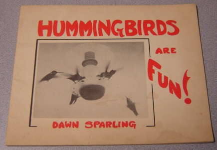 Image for Hummingbirds are Fun!