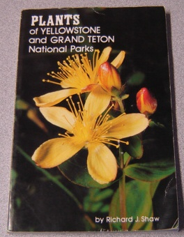 Image for Plants Of Yellowstone And Grand Teton National Parks, Revised And Enlarged