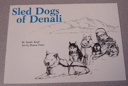 Image for Sled Dogs Of Denali