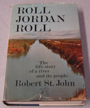 Image for Roll Jordan Roll: The Life Story of a River and Its People