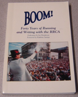 Image for Boom! Forty Years of Running and Writing with the RRCA