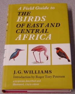 Image for Field Guide To The Birds Of East And Central Africa