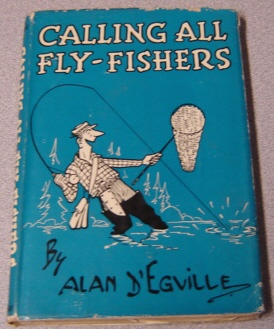 Image for Calling All Fly-fishers
