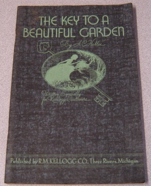 Image for The Key To A Beautiful Garden