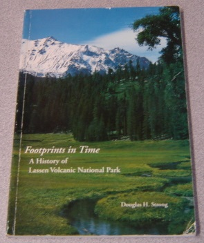 Image for Footprints In Time: A History Of Lassen Volcanic National Park