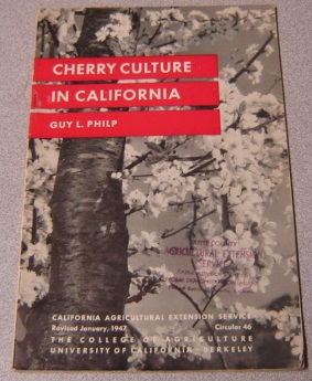 Image for Cherry Culture in California, Revised January 1947 (Circular 46)