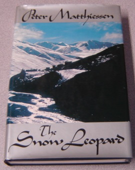 Image for The Snow Leopard; Signed