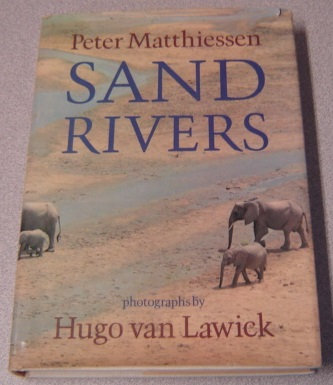 Image for Sand Rivers; Signed