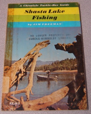 Image for Shasta Lake Fishing: A Chronicle Tackle-Box Guide