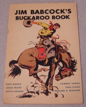 Image for Jim Babcock's Buckaroo Book