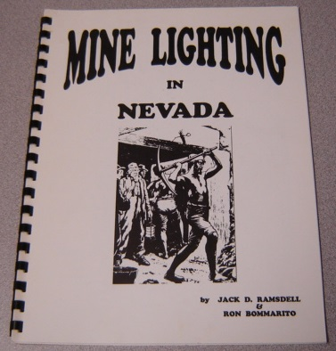 Image for Mine Lighting In Nevada; Signed