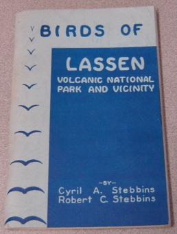 Image for Birds Of Lassen Volcanic National Park And Vicinity