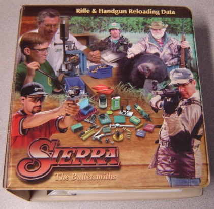 Image for Sierra Rifle And Handgun Reloading Data, 5th Edition